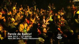Baaziz, FMA 2011, Festival du Monde Arabe de Montréal