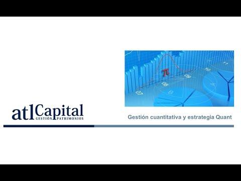 ¿En qué consiste la gestión cuantitativa? ATL Capital nos lo explica de la mano de Juan Antonio Sanz, director de gestión cuantitativa de atl Capital.