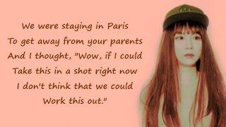 PARIS  - The Chainsmokers  || J.Fla cover [ LYRICS ]