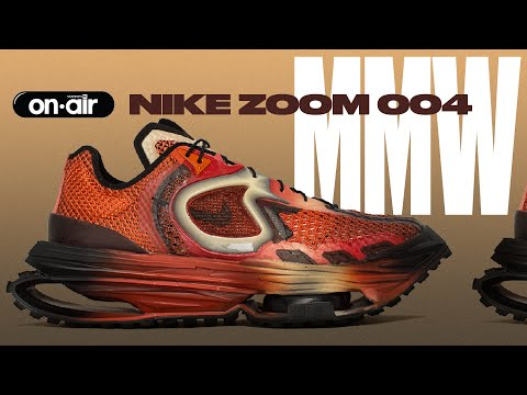 Seria esse o FUTURO DOS TÊNIS? | SBR OnAIR: Nike Zoom MMW 4