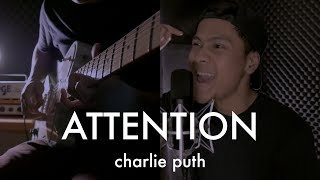 Charlie Puth - Attention | PUNK GOES POP Cover by The Ultimate Heroes