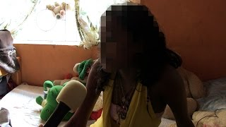 Prostitution infantile: une adolescente raconte et dénonce width=