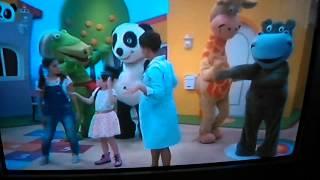 Panda e os amigos - mundo de encantar