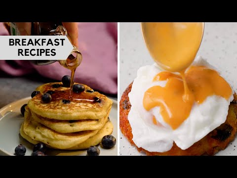 12 Easy Breakfast Ideas to Start the Day Off Right