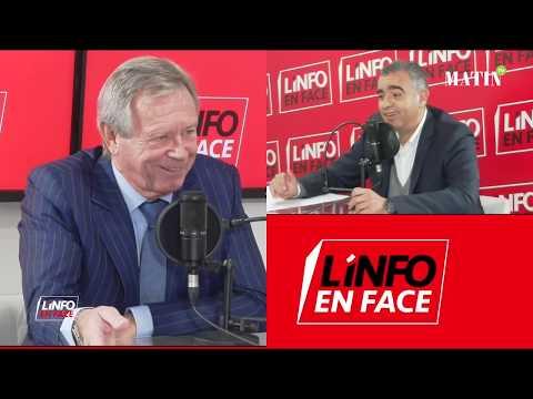 Video : Philippe-Edern Klein : Le LGV permettra d'accélérer le développement économique de l'axe Casa-Tanger