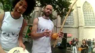 Batuque Capoeira Holland Shows