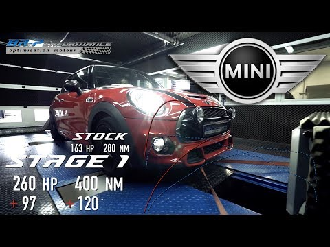 Mini Cooper S Stage 1 & BRP+ Pops & bangs By BR-Performance