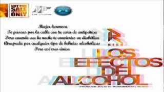 Los efectos de el alcohol (letra) - Riko '' el monumental '' - reggaeton 2013