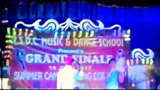 Mere Mehboob Qayamat Hogi   Mr Prince Sharma   Stage Performance   At Noida