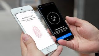 Face ID vs Touch ID - Why Face ID comes out on top!