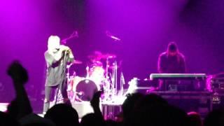 Crystal Castles live Empathy Dour Festival 2017 HD