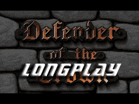 Defender of the Crown (Commodore Amiga) Longplay