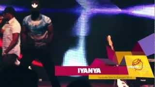 Iyanya - Performs 'Ur Waist' @ Sarkodie Live In Concert 2012 | GhanaMusic.com Video