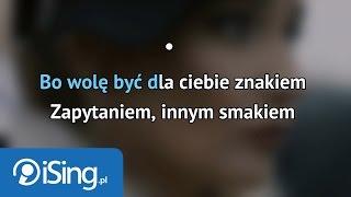Cleo - Wolę Być (tekst + karaoke iSing)