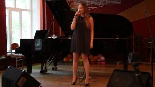 Fantasia Barrino - I Believe (by Maria Ilina)
