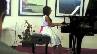M's Piano Recital 5 - 09.21.14 on Blüthner Model 1 Concert Grand
