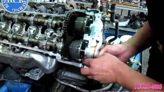 h c b-s85 bmw (s85) camshaft alignment tool kit (e60/m5, e63/m6) - youtube