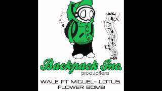 Wale ft miguel lotus flower bomb official video wale ft miguel lotus flower bomb official video backpacks dub mix mightylinksfo