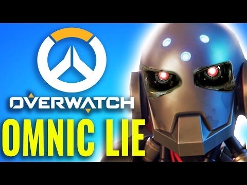 The Great Omnic Lie [Overwatch Explained]