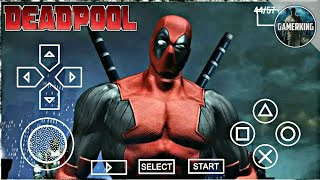 [40MB] How To Download DeadPool Game On Android | Best Graphics | Proof With Gameplay