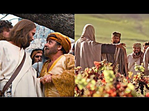 Evangelho de Lucas: Jesus se encontra com Zaqueu e a Parábola dos Lavradores Maus