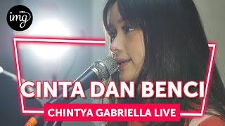CINTA DAN BENCI   GEISHA COVER BY CHINTYA GABRIELLA