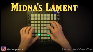 Midna's Lament - The Legend of Zelda OST (Launchpad Cover)