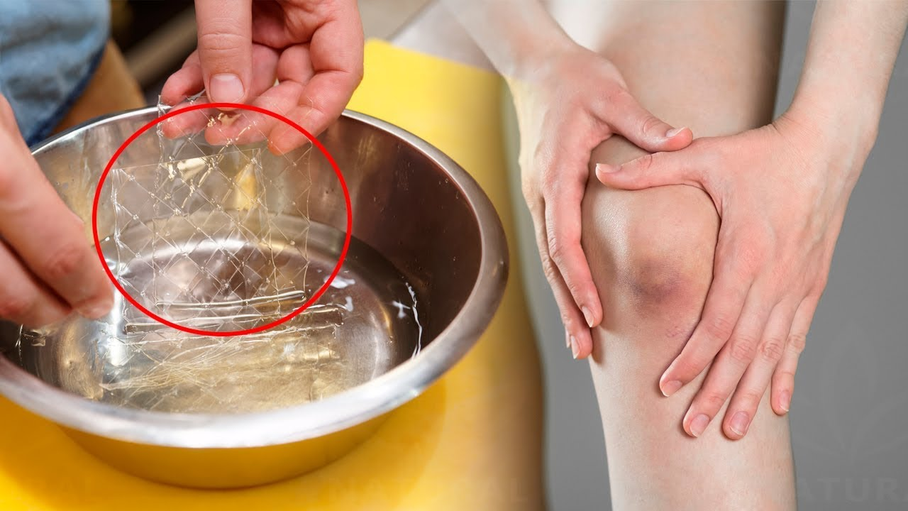 Could Gelatin get rid of Joint Pain in just Seven Days?