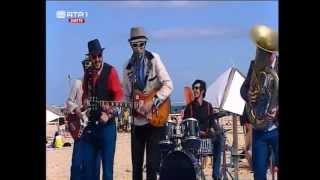 Kumpania Algazarra - Pudim (28-3-2013)