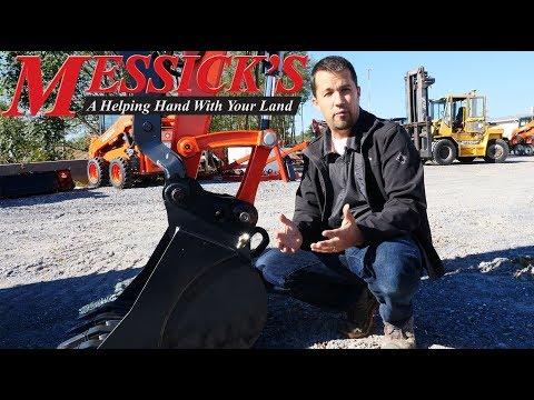 Excavator Coupler Options Picture