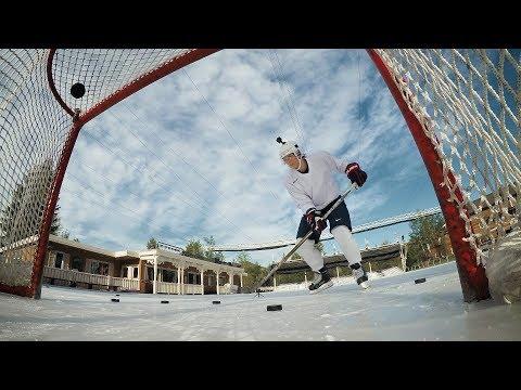 GoPro: Hilary Knight's Hockey Session in Sun Valley, Idaho