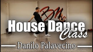 House Dance Class | Dani Feat Isi | Afefe Iku - Mirror Dance | Danilo Palavecino