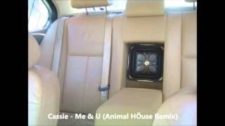 Cassie - Me & U (Animal HÖuse Remix)