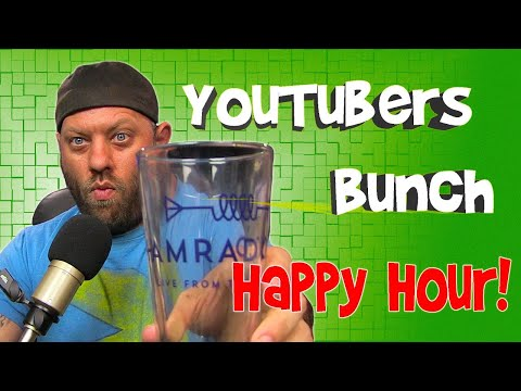 Ham Radio Happy Hour! - Come Join us for a Ragchew and Hangout!
