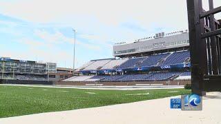 WAVY Tours ODU's New Football Stadium