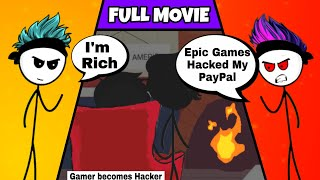 When a gamer becomes Hacker Full movie