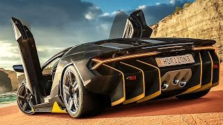 FORZA HORIZON 3 Trailer (E3 2016)