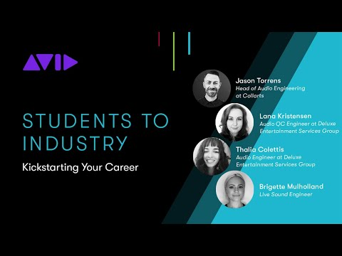 Live Webinar: Students to Industry — Kickstarting Your Career