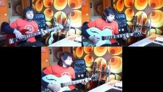 The Sicilian Clan -Guitar Cover-Ennio Morricone