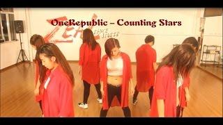 OneRepublic - Counting Stars --- Mushroom Wong Choreography