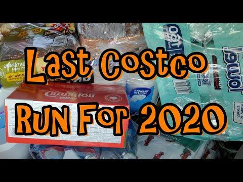 LAST Costco Haul For 2020
