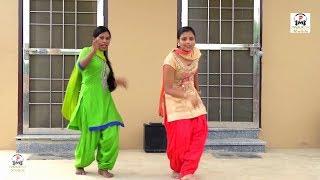 haryanvi dance raju punjabi के गाने cocokola पर नन्द और भाभी मैं हुआ जबरदस्त डांस कम्पटीसन  virel