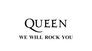 Queen - We will rock you - Remastered [HD] - with lyrics