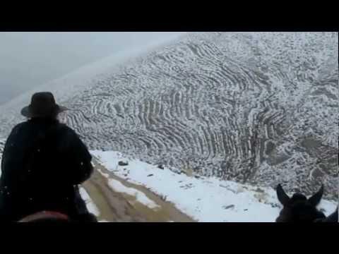 Equestrian & Horse Riding Vacations Morocco – Hidden Snow Trails – Atlas Mountains Morocco
