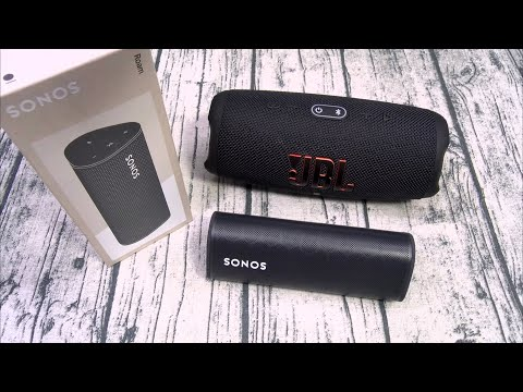 Sonos Roam Smart Portable Wi-Fi and Bluetooth Speaker - Is This Worth $170?