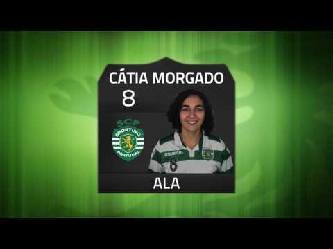 16/17 Golos Jornada 4 - Campeonato Nacional Feminino - Povoense 0 x 3 Sporting CP