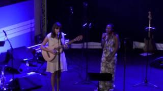 Selma Uamusse  e Luisa Sobral Cantam COMPASSION  com Tributo a Nina Simone no Tmn  vivo