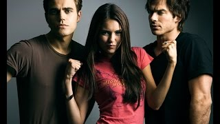 """The vampire diaries 