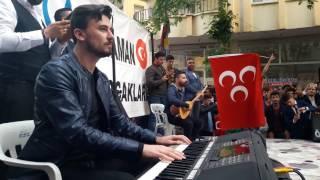 ALİ KINIK - KOCA REİS (CANLI)