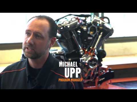 Demo Ride a 2017 Harley-Davidson Motorcycle with the Milwaukee-Eight Engine